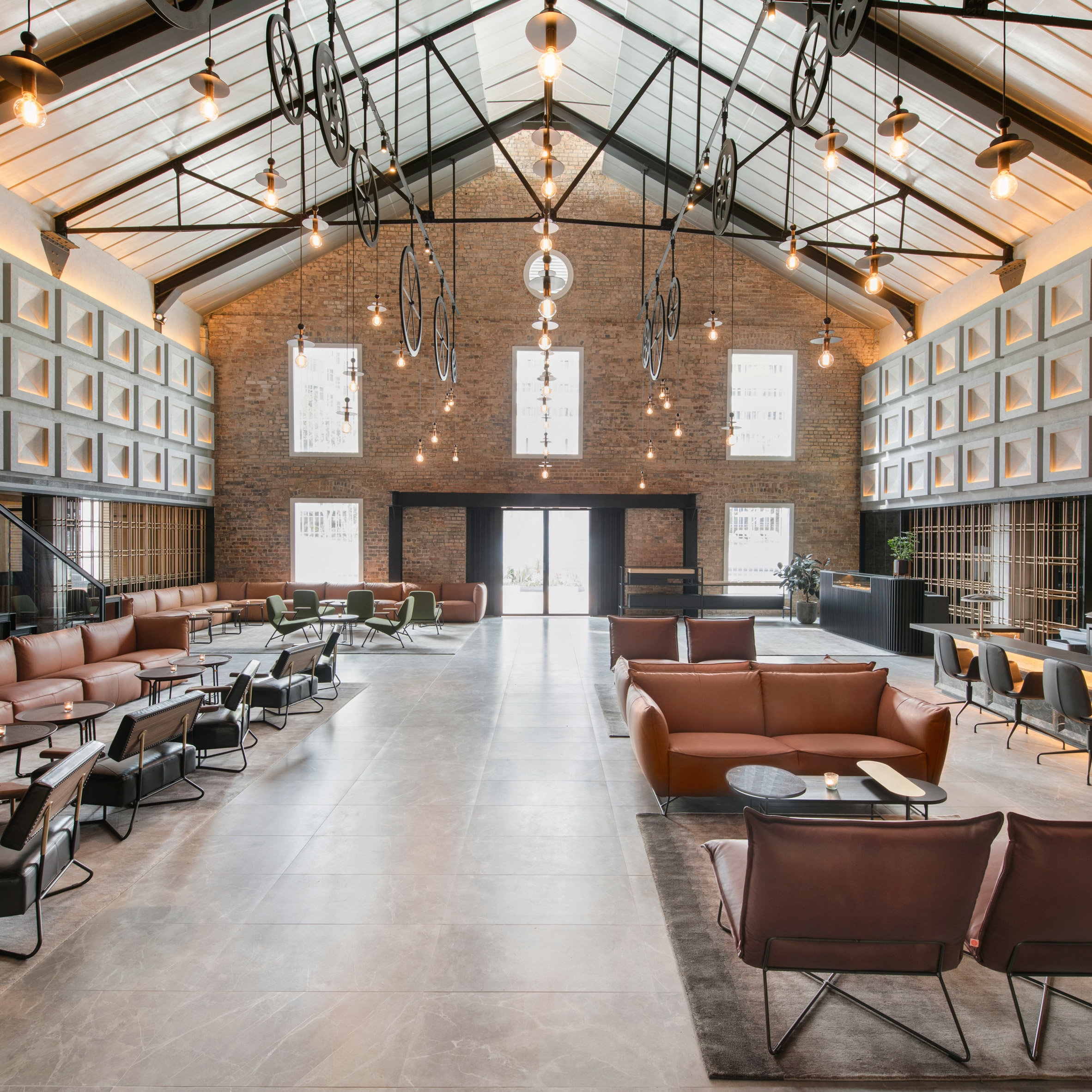 Interior Design Warehouse Asylum Transforms Singapore Spice Warehouse Into Boutique Hotel