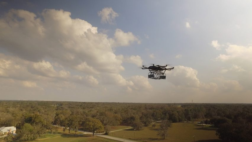 News: UPS drone
