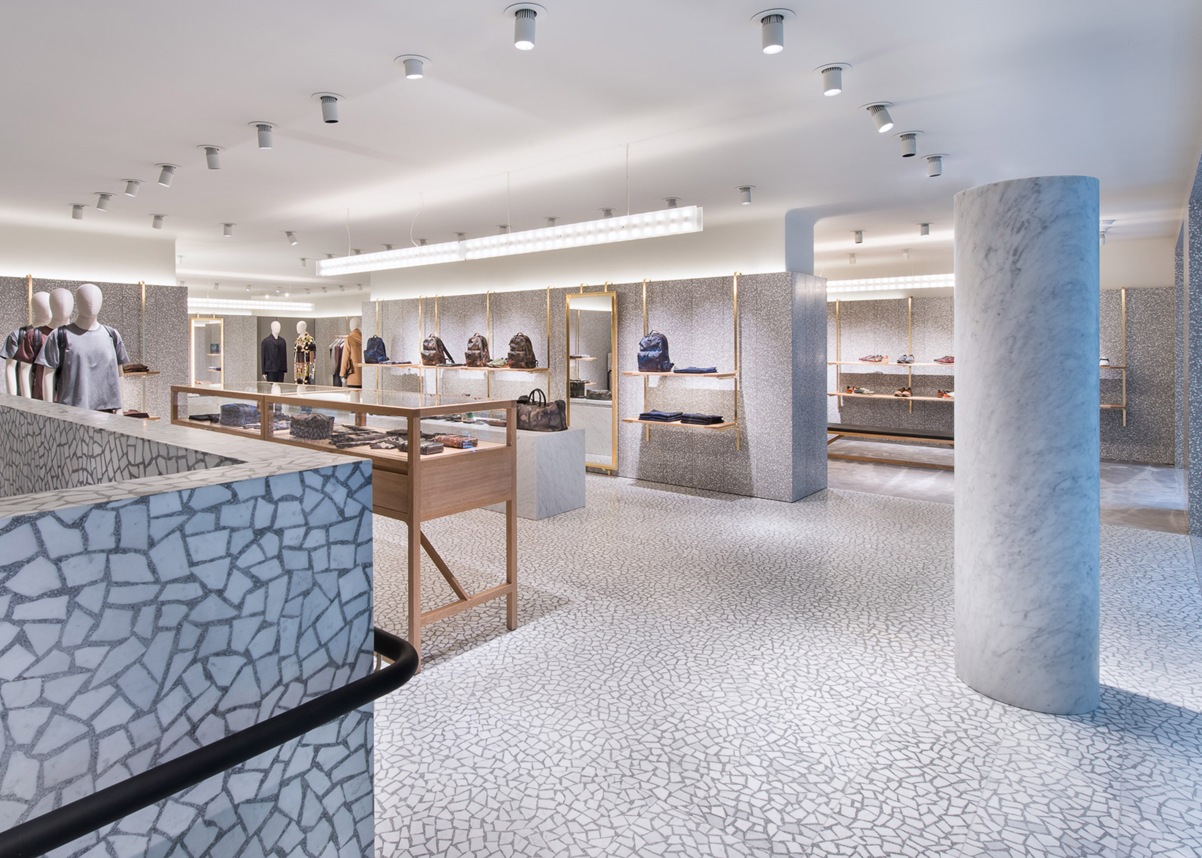 Valentino New York by David Chipperfield