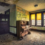 Ward Patient Activity Room Matt Van der Velde Architecture Abandoned Asylums Interior Jonglez Publishing