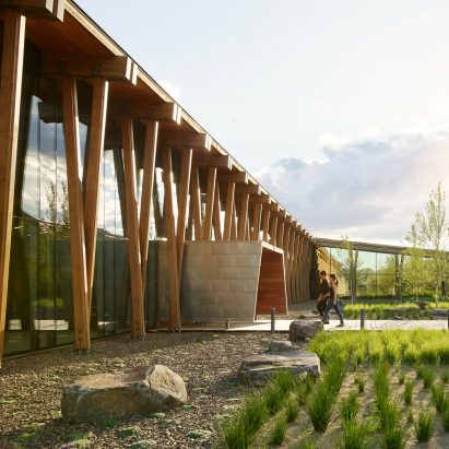 Washington Fruit Produce HQ Graham Baba Architects