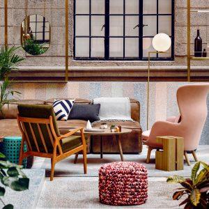 10 Popular Interiors From Dezeen S Pinterest Boards That Use