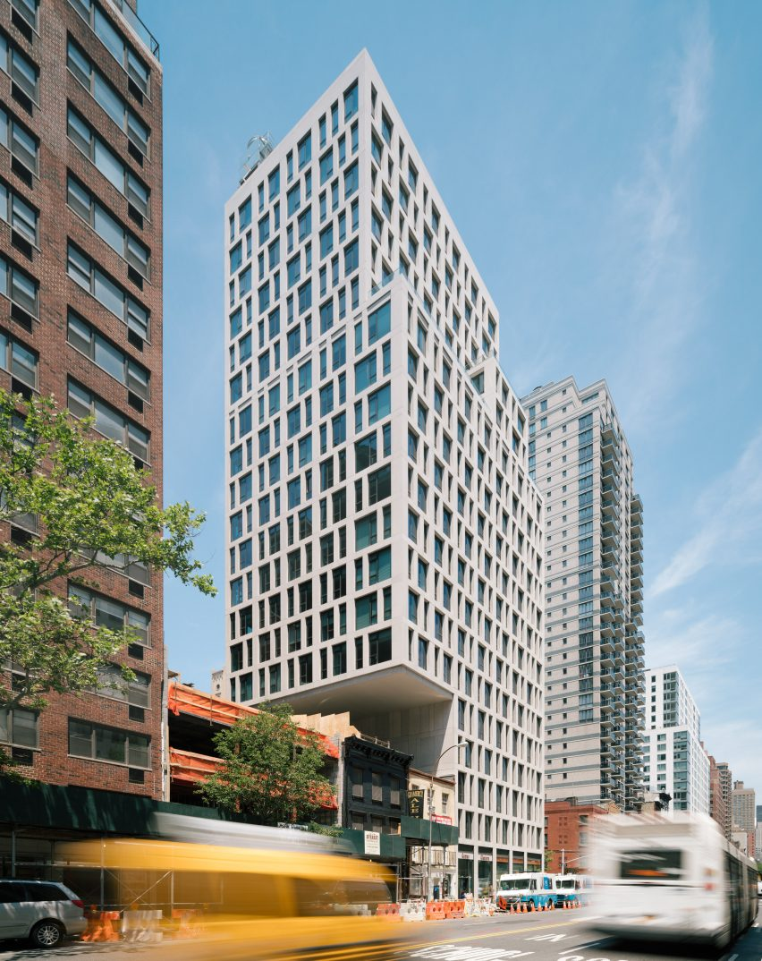 160 East 22nd Street by S9 Architecture
