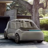 IDEO envisions future of ride-sharing with a concept for a communal car