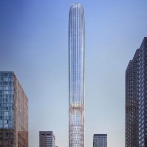 Zaha Hadid Architects unveils 666 Fifth Avenue skyscraper for Kushner Companies