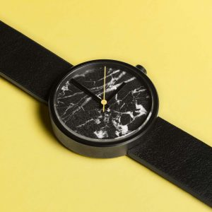 AARK Marble Nero watch