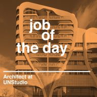 Job of the day: architect at UNStudio