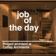 Job of the day: project architect at Coffey Architects