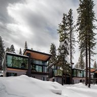 Bohlin Cywinski Jackson adds ski-in, ski-out homes to California mountain resort
