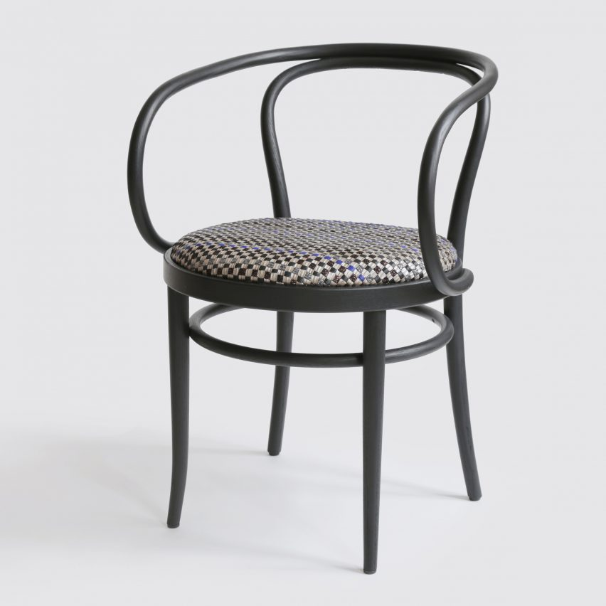 Philipp Thonet Explains How Furniture Manufacturer Thonet Collaborated With  Flooring Brand Bolon To Create An Updated Version Of Its Classic 209  Bentwood ...