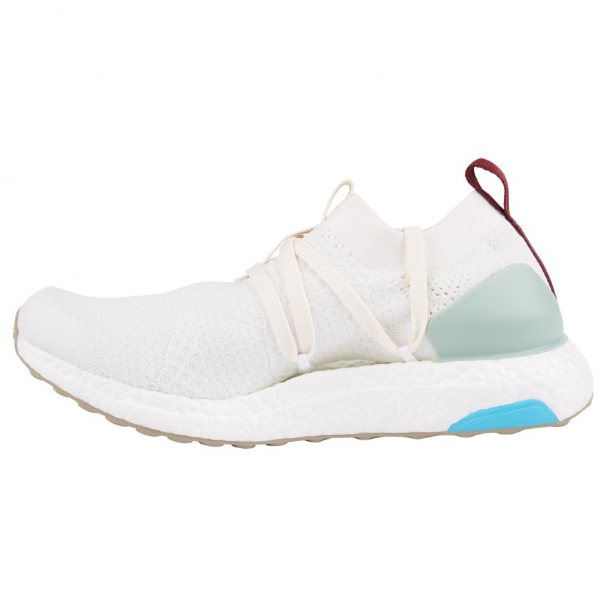 Stella McCartney and Adidas unveil Parley Ultra Boost X trainers ... bb6a2f7ef85a1