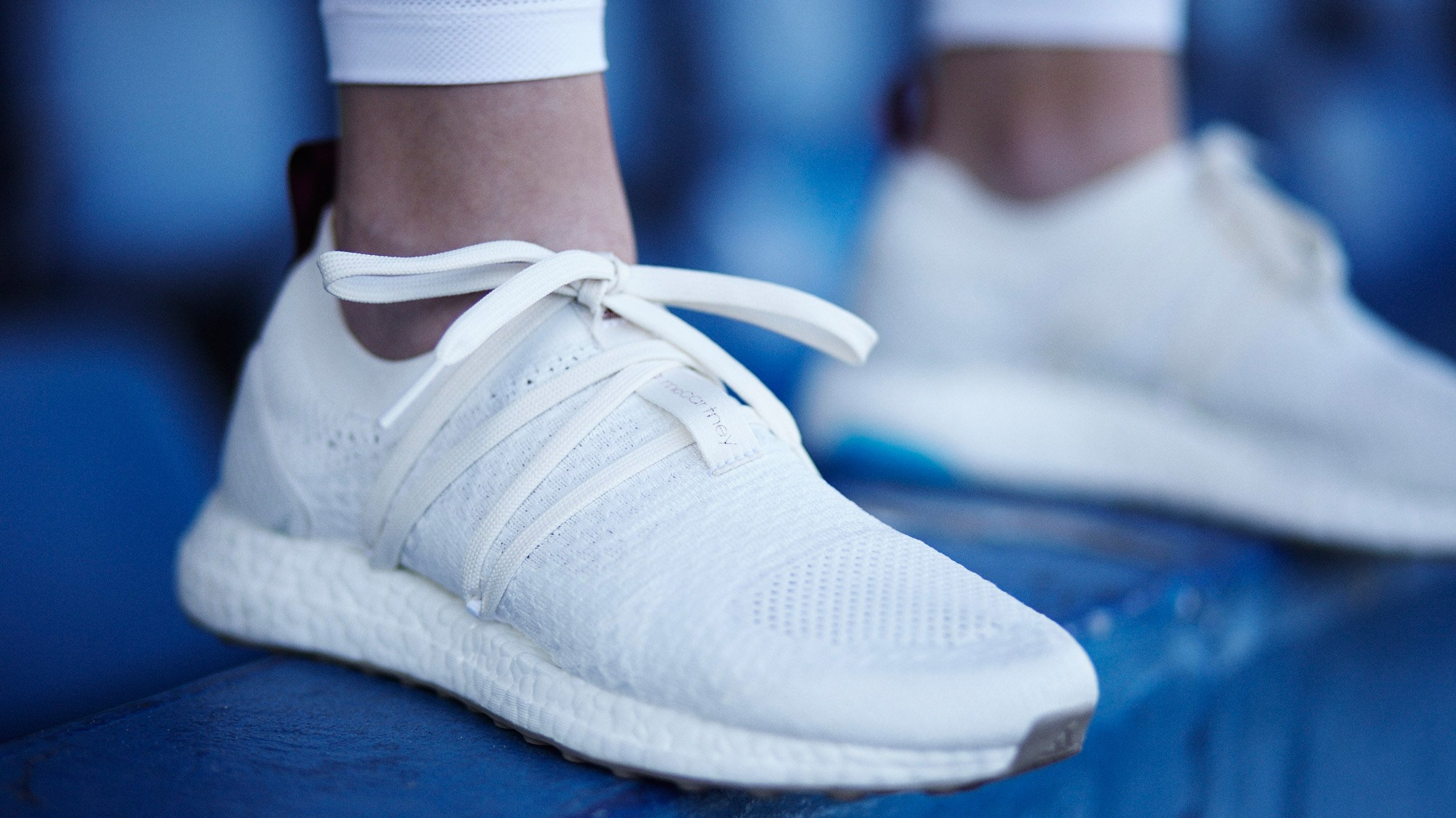 bbf5ca4c9b7 Stella McCartney and Adidas unveil Parley Ultra Boost X trainers made from  ocean plastic