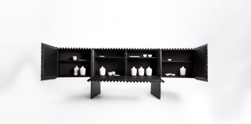 The Agave Cabinet by Esrawe Studio