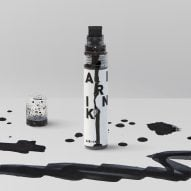Graviky Labs captures air pollution and turns it into ink