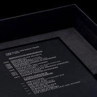 Alphabet for Pink Floyd by Pentagram