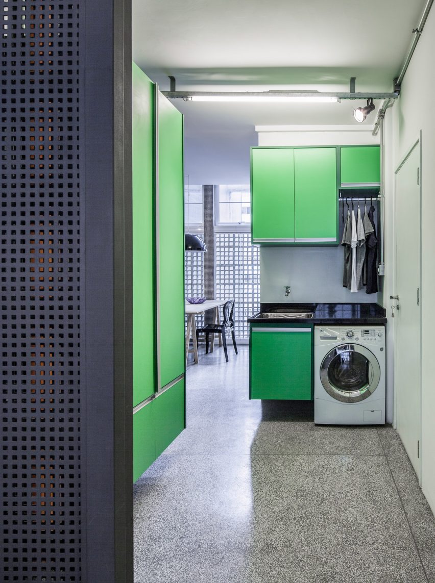 Apartment in Copan by SuperLimão