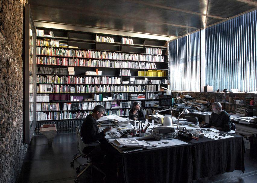 Barberí Laboratory, 2008, Olot, Girona, Spain