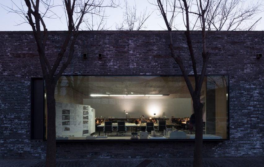 Beijing architecture studios