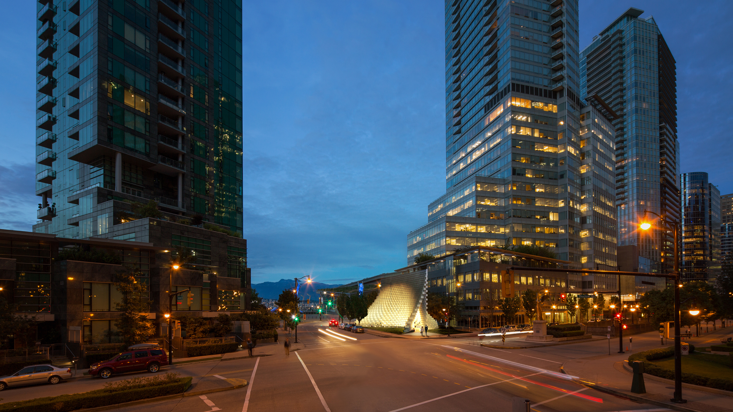 BIG's Serpentine Pavilion 2016 in Vancouver