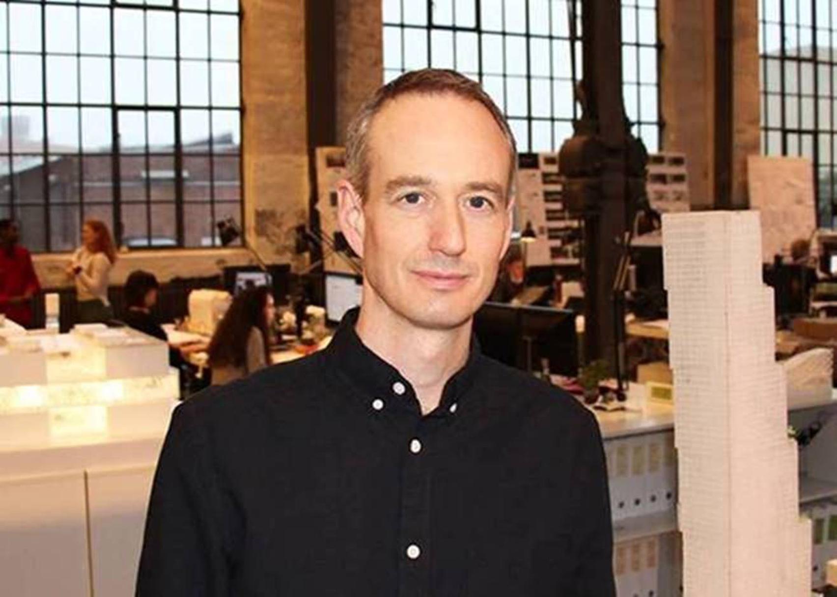 "Bjarke Ingels launches ""silo-shattering"" BIG Engineering department"