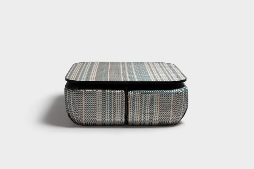 Bolon's collaboration with Cappellini