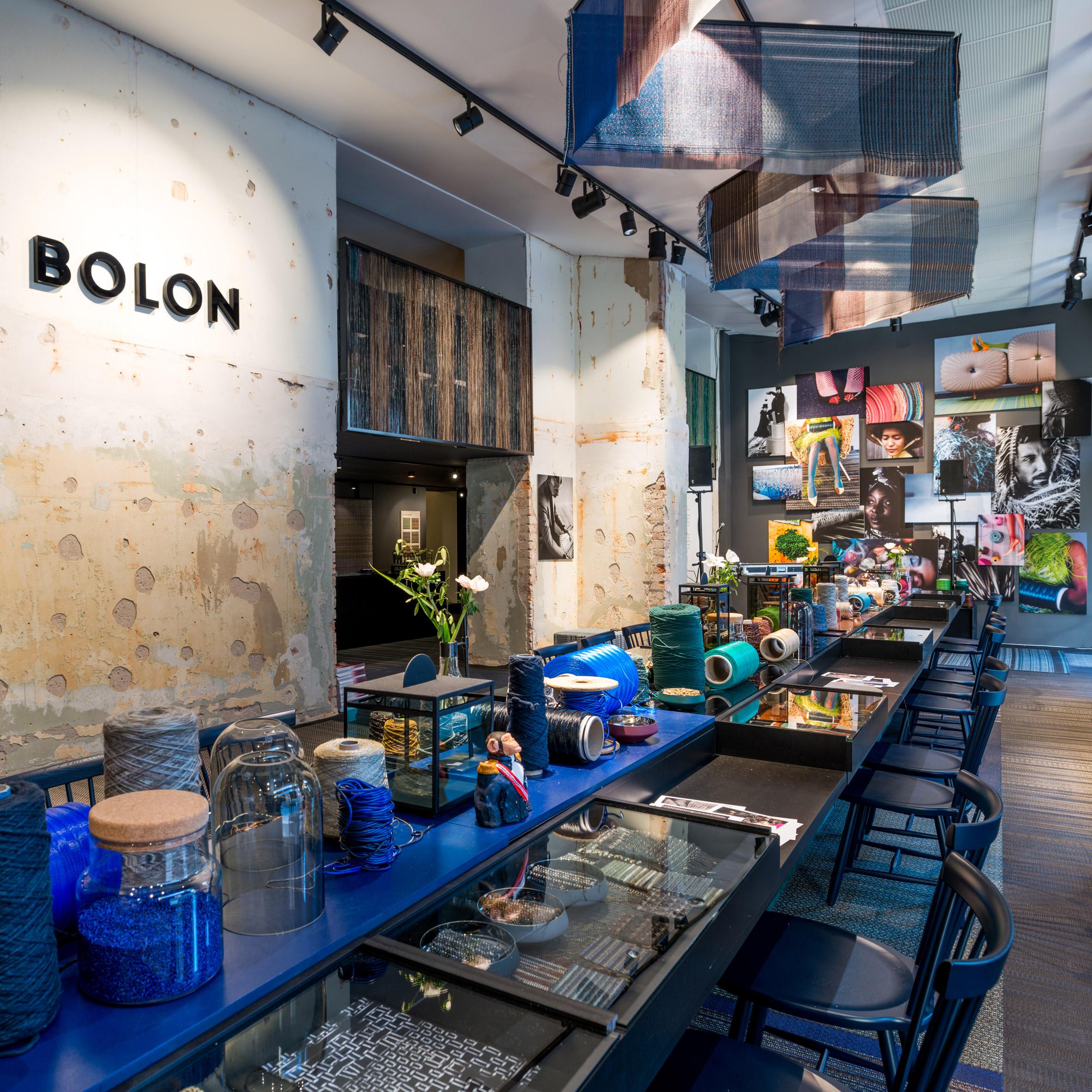 Bolon's Innovators at Heart exhibition