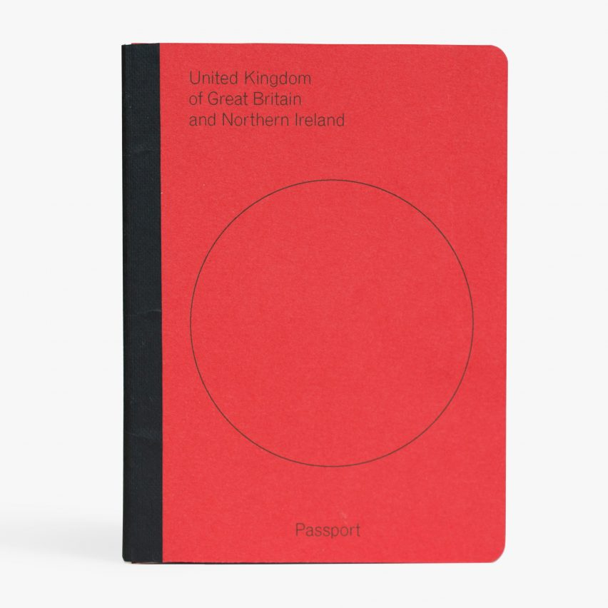 Passport design by Steph Roden and Sarah Bethan Jones