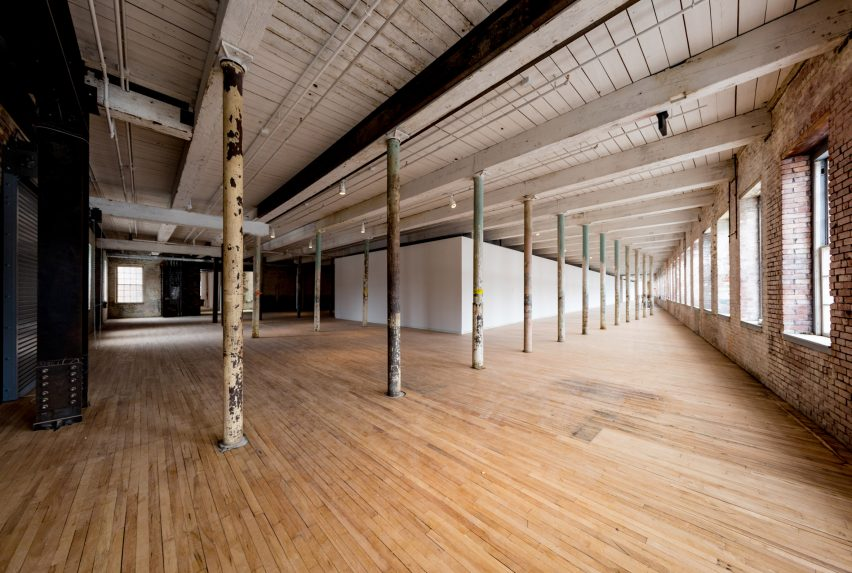 Bruner/Cott MASS MoCA Extension