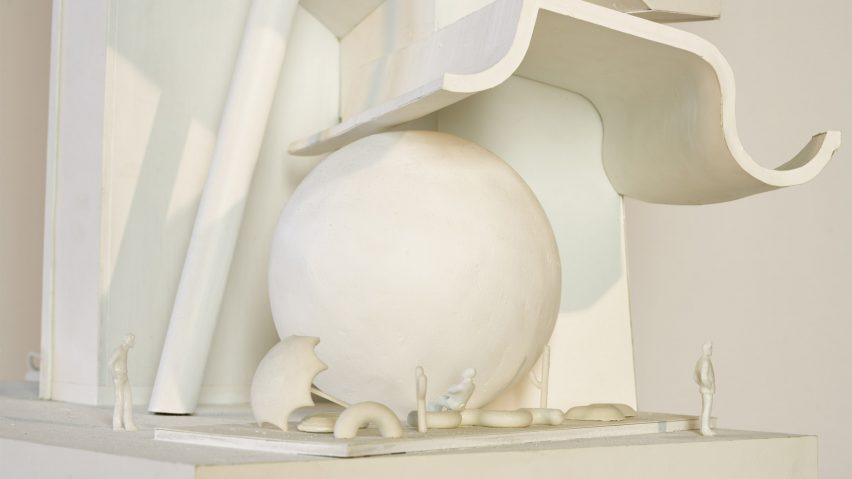 Bureau Spectacular Shows Fantastical Architectural Models At Sfmoma