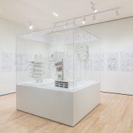 Installation view of Bureau Spectacular: insideoutsidebetweenbeyond; photo: Don Ross