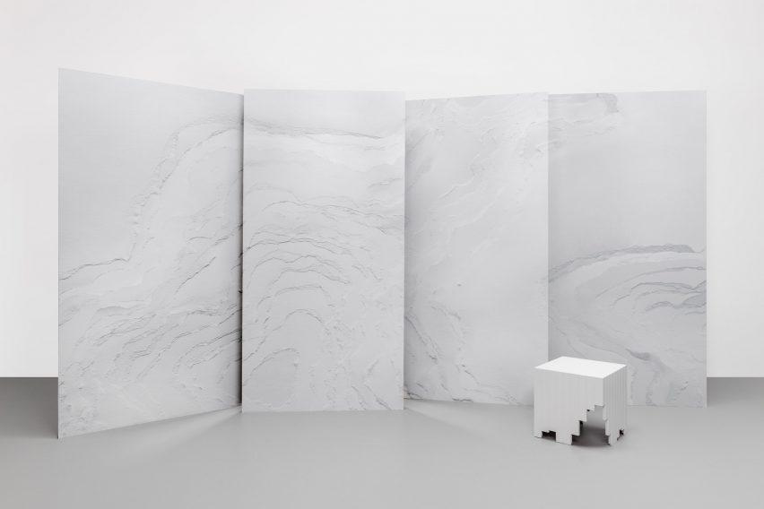 Milan: Calico Wallpaper x Faye Toogood + Snarkitecture + Ana Kras + BCXSY