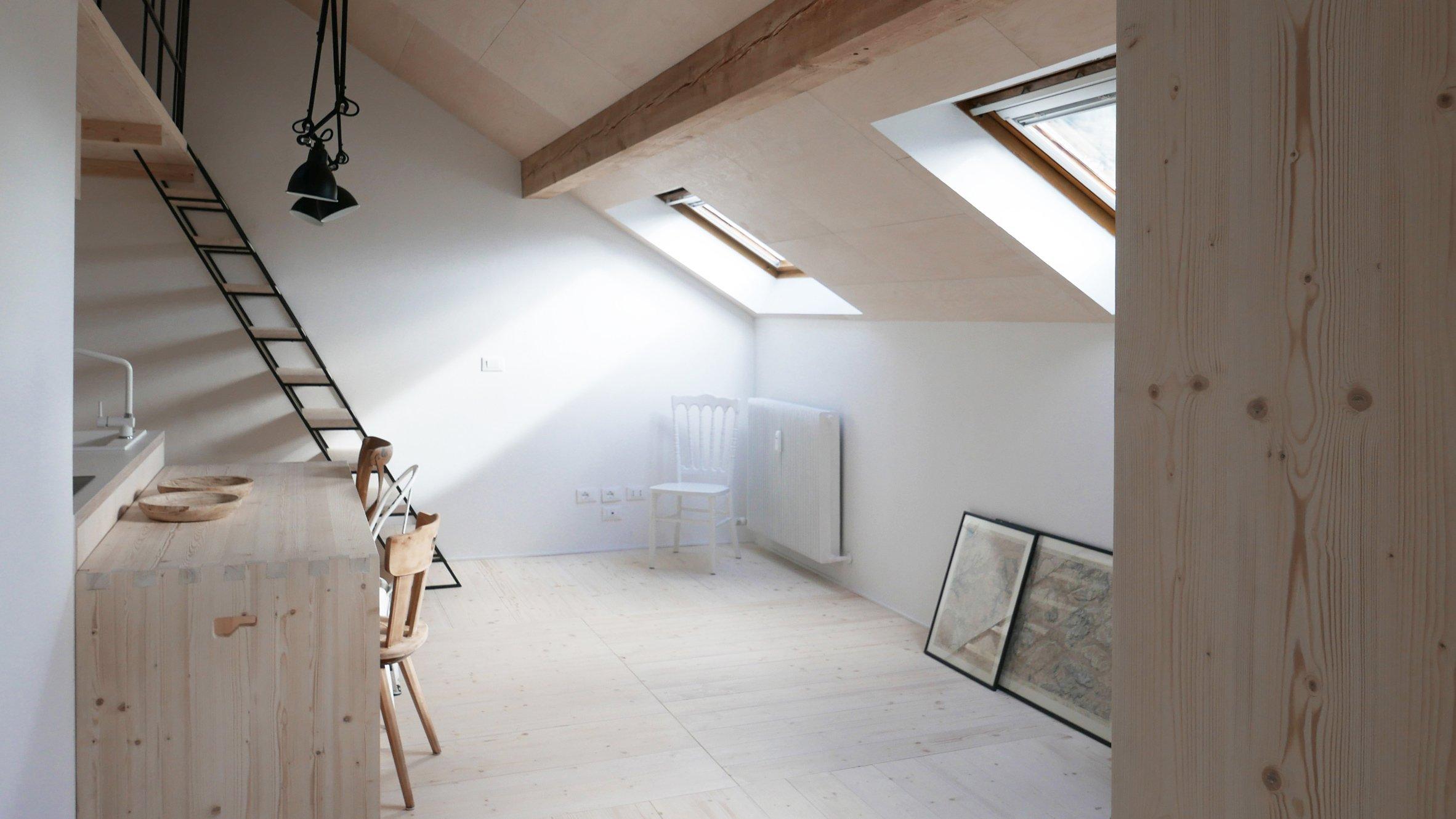 Loft interiors | Dezeen