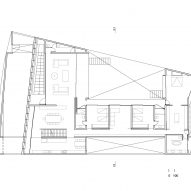 plan for Casa Roel by Felipe Assadi