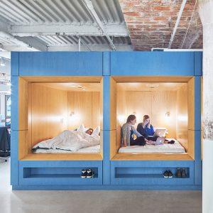 Fancy Float Design Studio us office for Casper