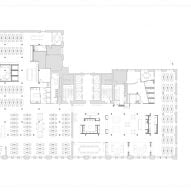 Plan for Float Design Studio's office for Casper