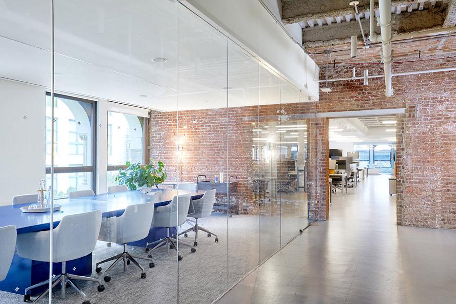 Float Design Studio's office for Casper