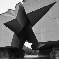 Jan Kempenaers documents Soviet-era war memorials in black and white photo series