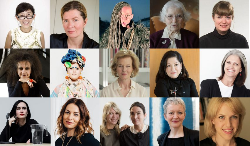 On International Women's Day, 50 inspirational women in architecture and design