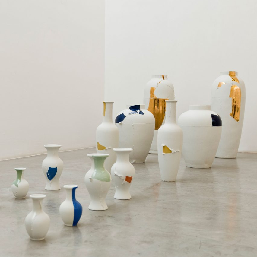 Confluence exhibition at Milan design week