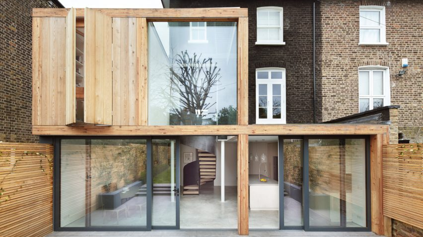 de Beauvoir House by Cousins and Cousins Architects