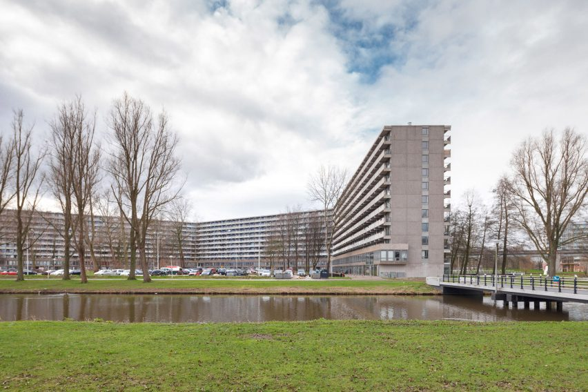 deFlat Kleiburg by NL Architects and XVW Architectuur