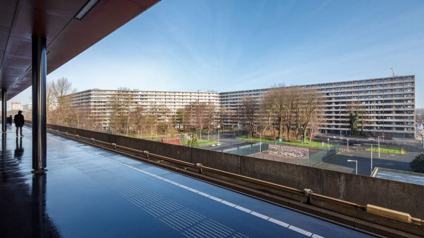 mies van der rohe award goes to nl architects and xvw for revamp of s slab block
