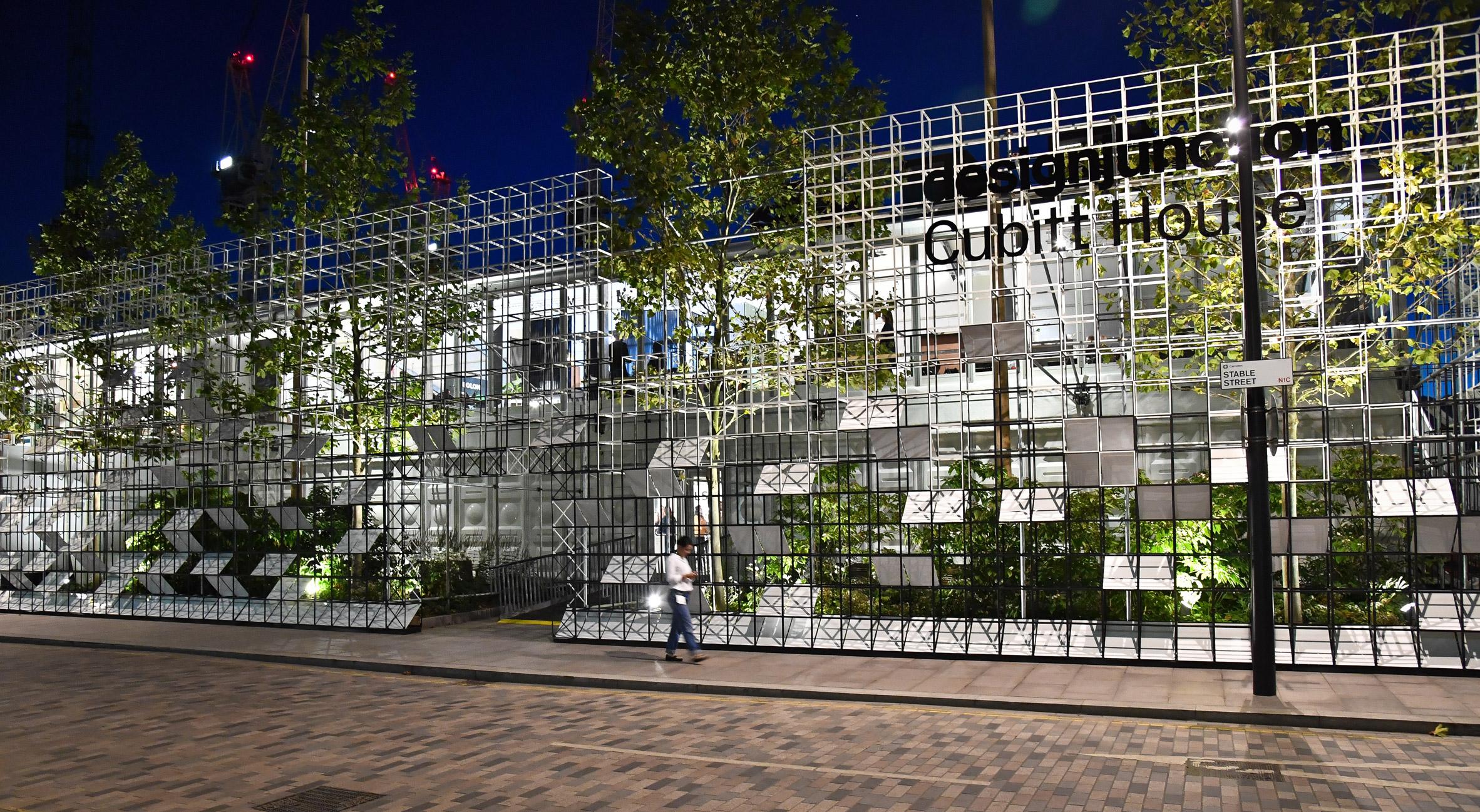 Designjunction to return to Kings Cross for London Design Festival 2017