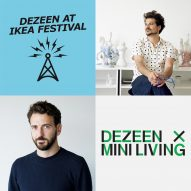 Keep up with Dezeen during Milan design week