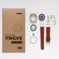World's first DIY watch by TRIWA now available via Dezeen Watch Store