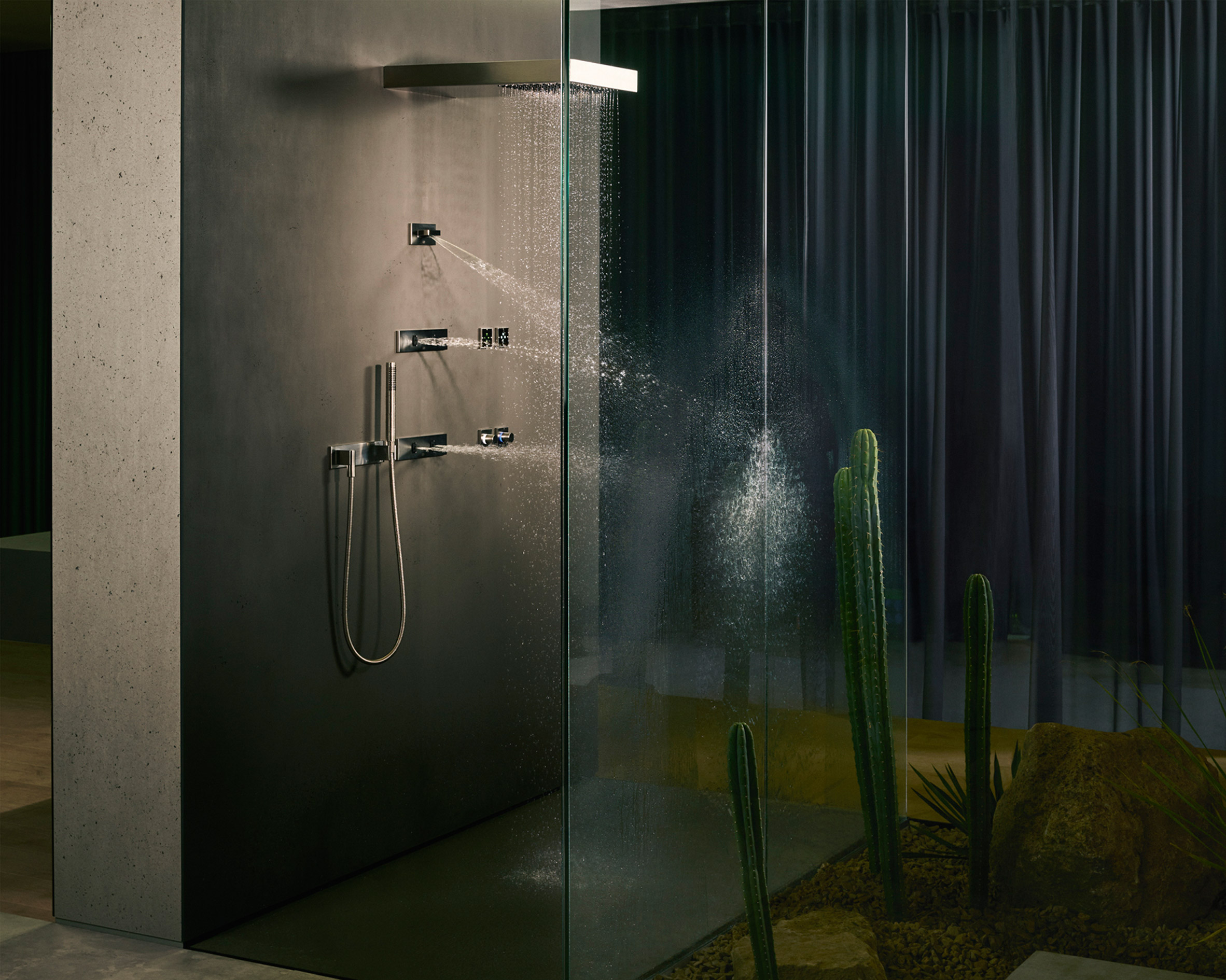 Dornbracht recreates the spa experience with health-orientated bathroom collection