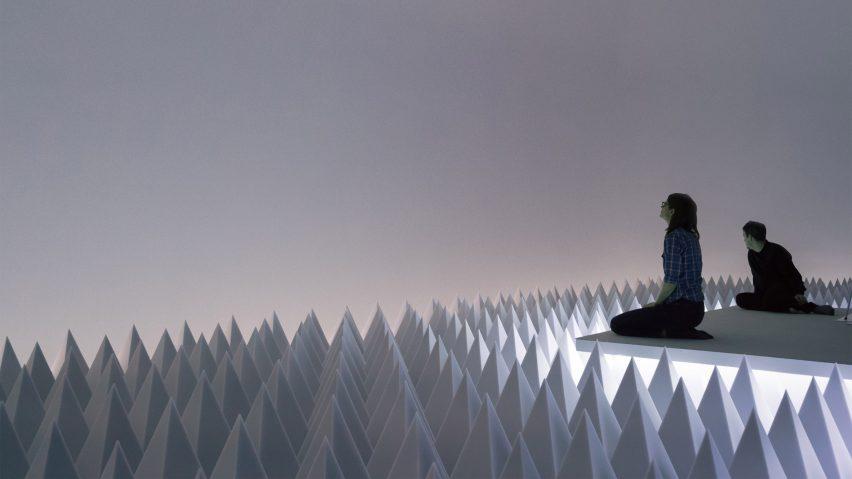 PSAD Synthetic Desert III by Doug Wheeler