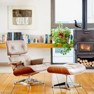 The Conran Shop launches limited-edition Eames Lounge Chair in new colour combo