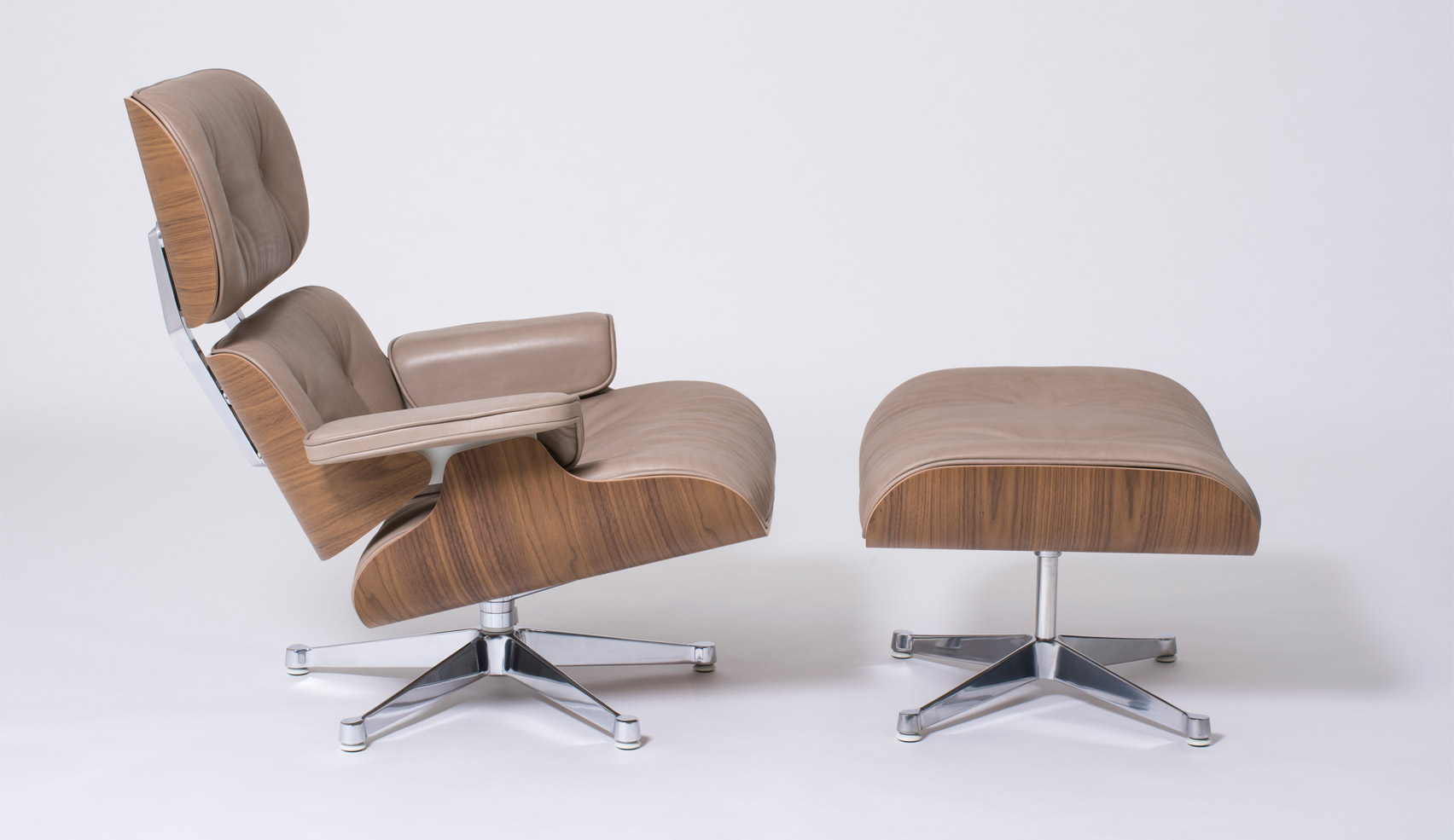 Marvelous The Conran Shop Launches Limited Edition Eames Lounge Chair Machost Co Dining Chair Design Ideas Machostcouk