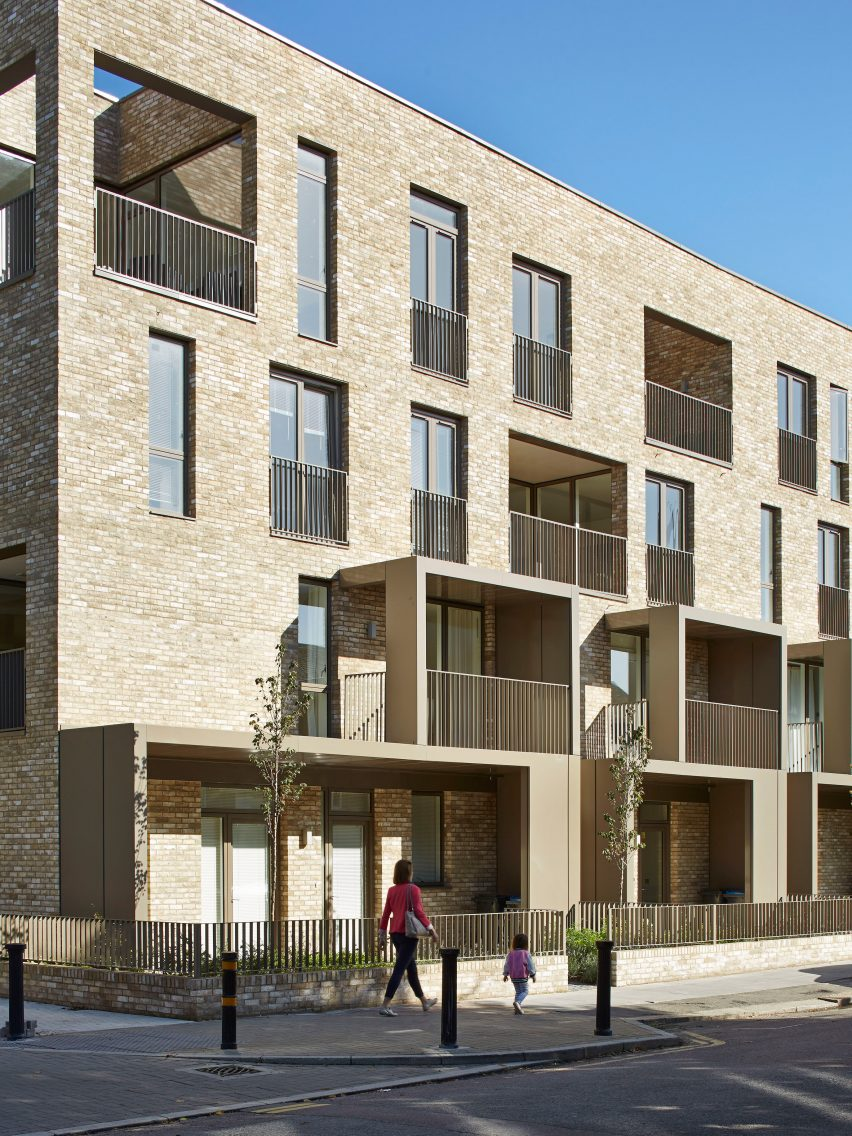Ely Court by Alison Brooks Architects